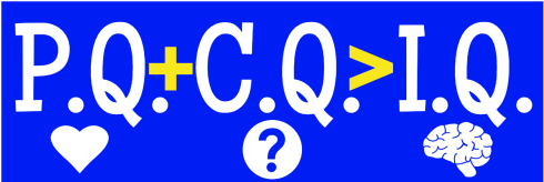P.Q. + C.Q. > I.Q.